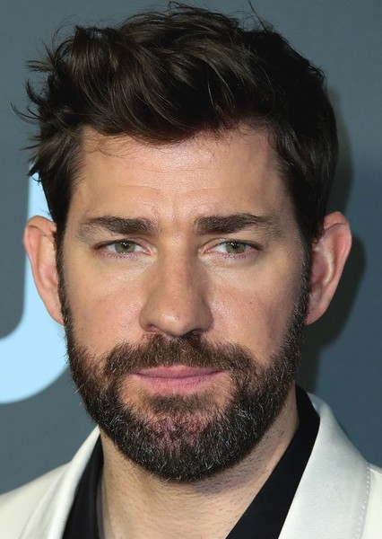 John Krasinski as Mr Fantastic in Marvel Phase 4