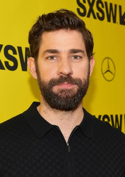 John Krasinski as Mr. Fantastic in Fantastic Four (2022)