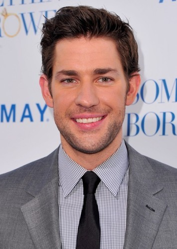 John Krasinski as Peter Venkman in Ghostbusters