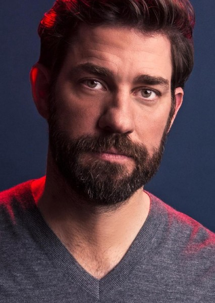 John Krasinski as Prof. Reed Richards in Doom