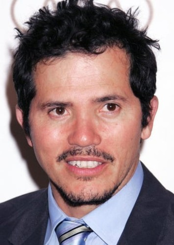 John Leguizamo as Wario in Super Smash Bros