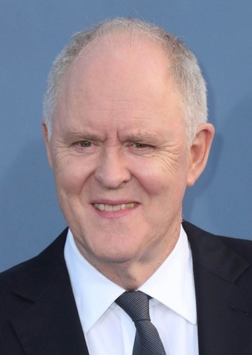 John Lithgow as Ventriloquist in Batman Arkham asylum