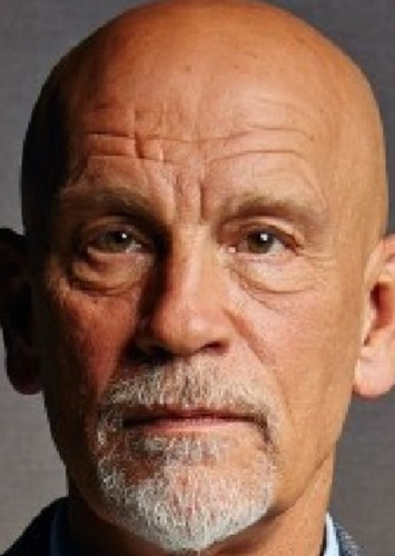 John Malkovich as Obadiah Stane in My MCU
