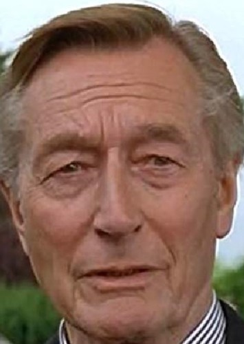 John Neville as Alfred Pennyworth in Alternate Casting: Batman Forever