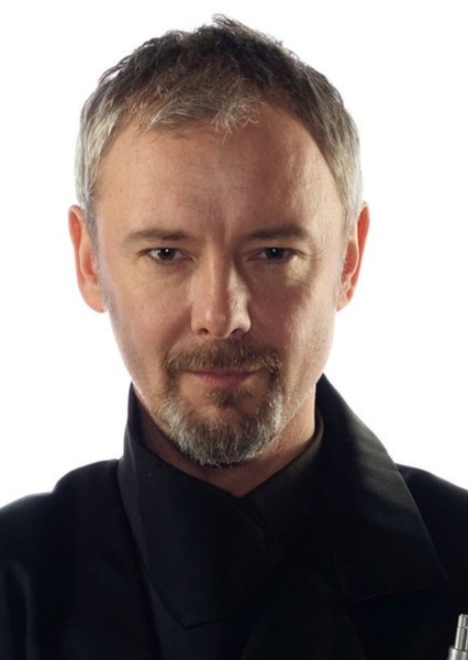 John Simm as Croesus in Cyrus