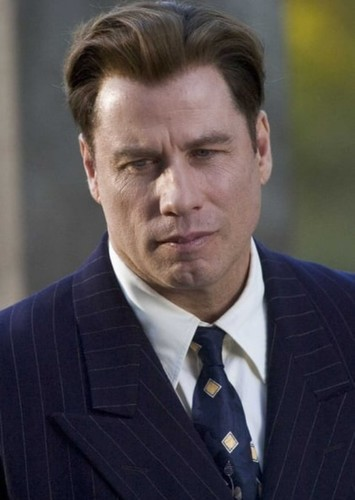 John Travolta as Zoran Lazarevic in Uncharted among thieves