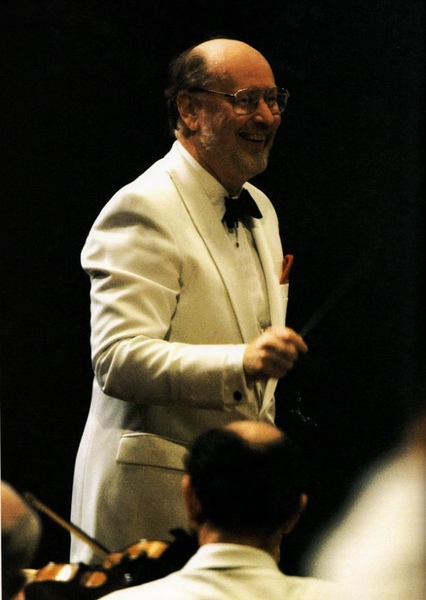 John Williams as Composer in Saving Private Dawson