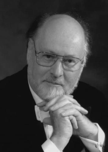 John Williams as Composer in The Perfect Superman Movie