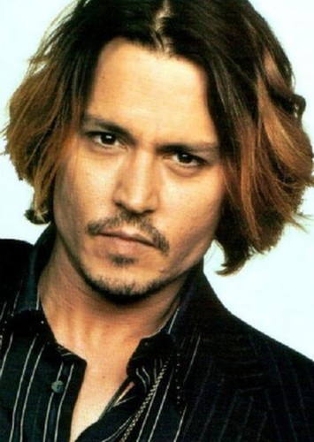 Johnny Depp as Doctor Strange in The Avengers Early 2000s