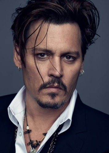Johnny Depp as Daniel D'Arby in JoJo's Bizarre Adventure: Stardust Crusaders 2