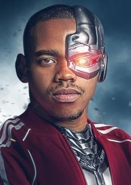Joivan Wade as Cyborg in Justice League 2: Enter Braniac