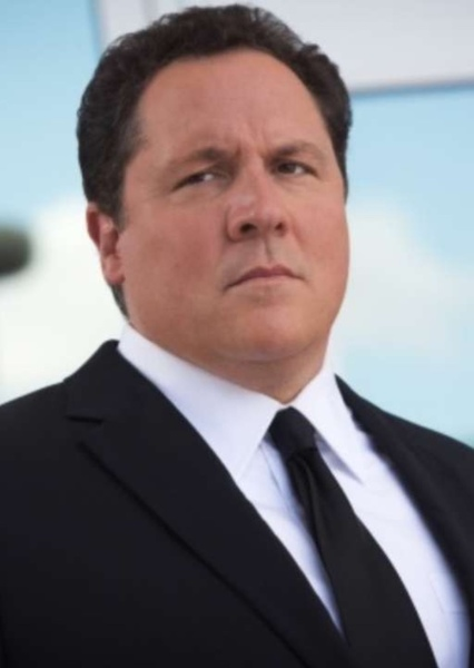 Jon Favreau as Adrien's Bodyguard in Miraculous Tales of Ladybug & Cat Noir Live Action 2022