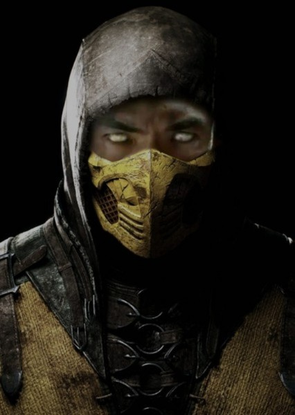 Jon Foo as Scorpion in Mortal Kombat II (Update!)