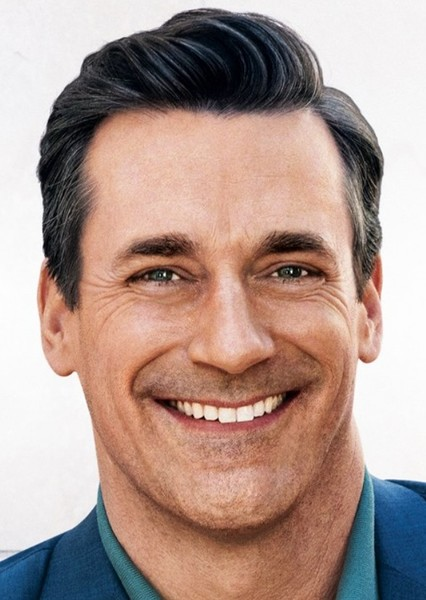 Jon Hamm as Sterling Archer in Archer (Live  Action Reboot)