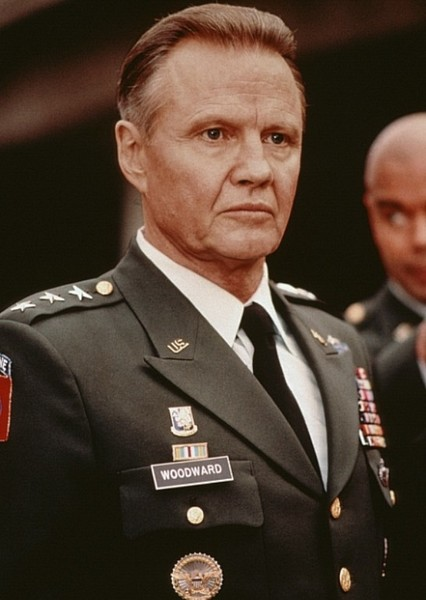 Jon Voight as John Keller in Transformers (1997)