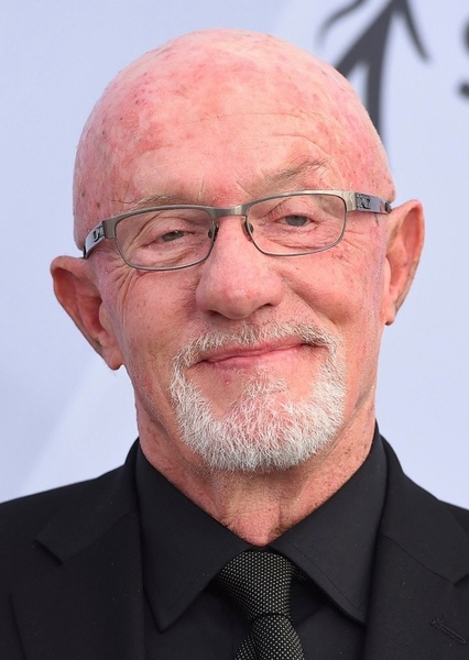 Jonathan Banks as The End in Metal Gear