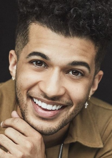 Jordan Fisher as Flash in Justice League Reboot