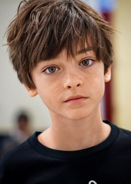 Jorge Benito as Percy Jackson in Percy Jackson & the Olympians