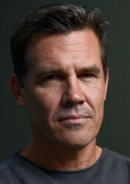 Josh Brolin as Amon Sur in Green Lantern: Blood and Rage