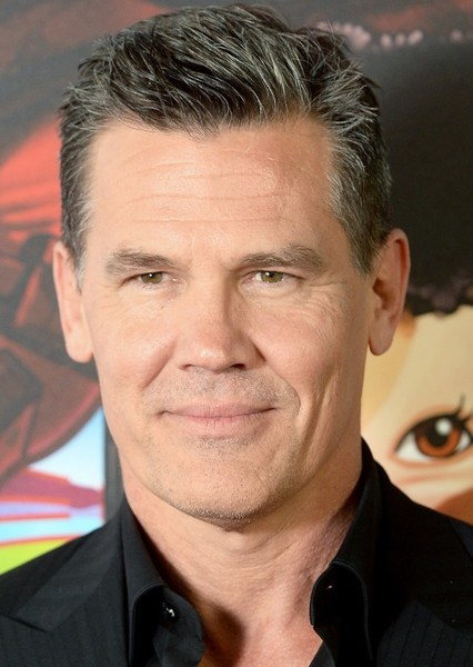 Josh Brolin as Dredd in The Dredd Legacy