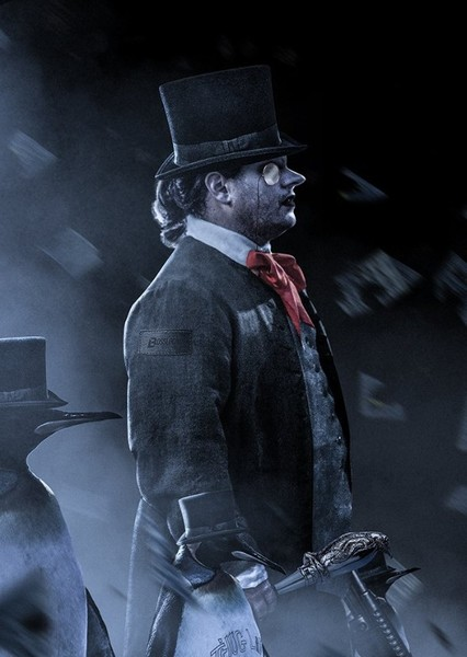 Josh Gad as Oswald Cobblepot in The Batman 2021 | Future Films