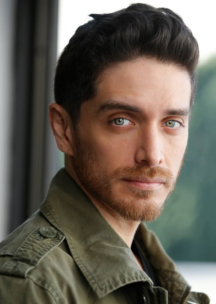 Josh Keaton as Elemak in The Homecoming Saga by Orson  Scott Card