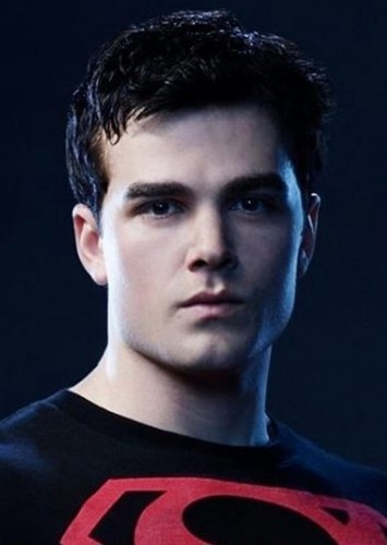 Joshua Orpin as Superboy in My Ideal Superman Movie