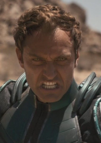 Jude Law as Yon-rogg in Captain marvel 2