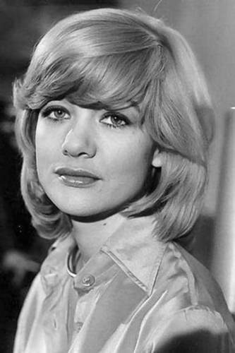 Judy Geeson as Peggy Carter in 80's Captain America Movie Trilogy