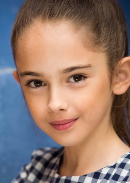 Julia Butters as Frankie Hathaway in The Haunted Hathaways (2018-2020)