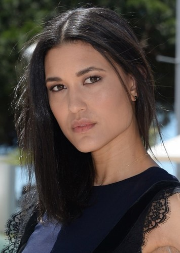 Julia Jones as Pocahontas in Pocahontas