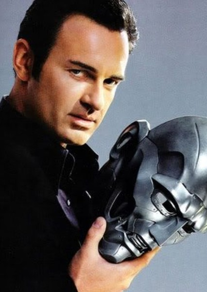 Julian McMahon as Victor Von Doom in Infinity Crisis
