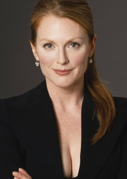 Julianne Moore as Martha Kent in Christopher Nolan's Justice League