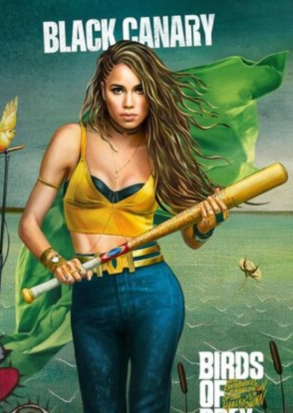 Jurnee Smollett as Dinah Laurel Lance (Black Canary) in All Superheroes and Villains (DC, Marvel, & Dark Horse Comics)