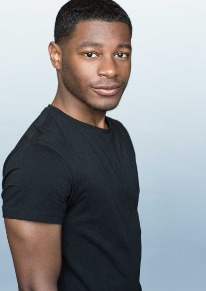 Kamil McFadden as Flounder in The Little Mermaid (Live Action African American Version)