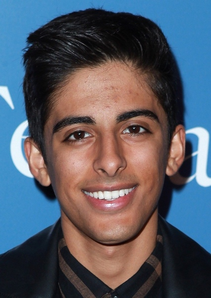 Karan Brar as Jay in Descendants (2020-2024)
