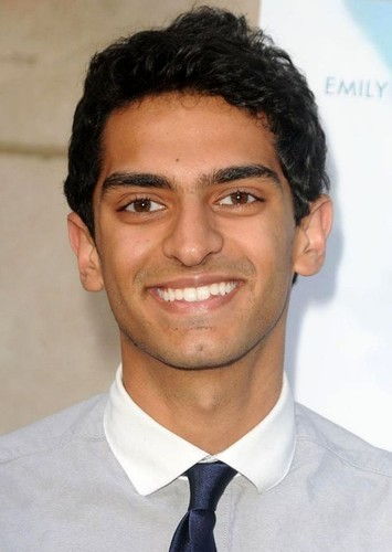 Karan Soni as Omar Amirana in The Lost Symbol