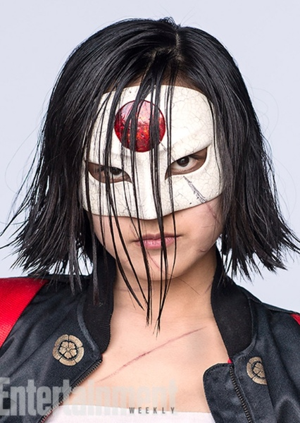 Karen Fukuhara as Katana in Gotham City Sirens