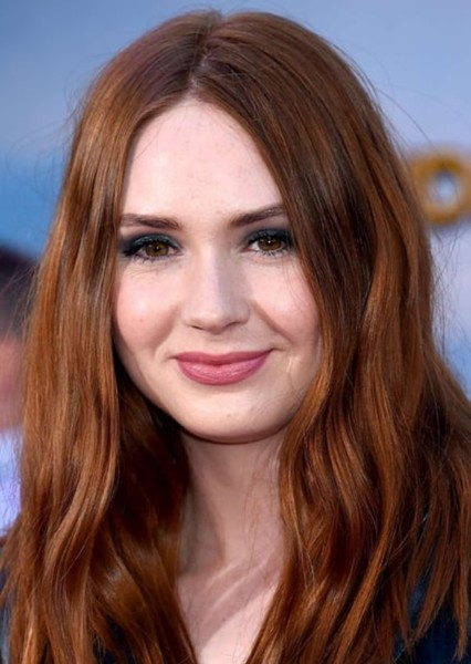 Karen Gillan as Nebula in Kingdom Hearts: Endgame