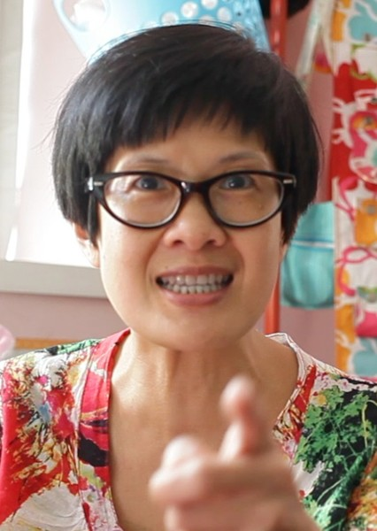 Karen Tan as Charlie's Mother in The Art of Charlie Chan Hock Chye