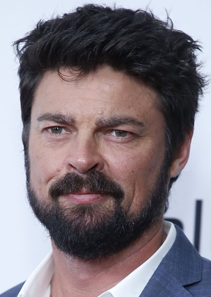 Karl Urban as Bruce Wayne in Robin