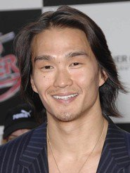 Karl Yune as Terry Silver in The Karate Kid