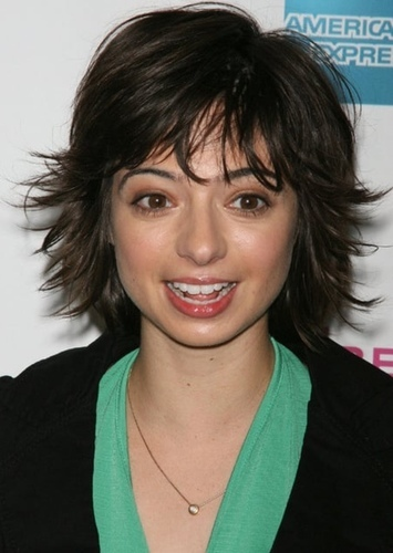 Kate Micucci as Janine Melnitz in Ghostbusters