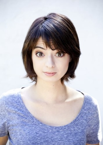 Kate Micucci as Mystoreo__ in Voice Actors/Actresses to Voice MyCast Users
