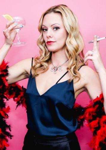 Kate Rockwell as Margot in Legally Blonde (musical)