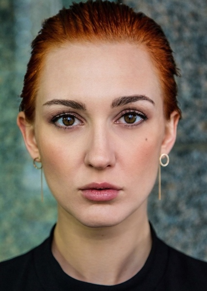 Katherine Barrell as Beauty in Fables