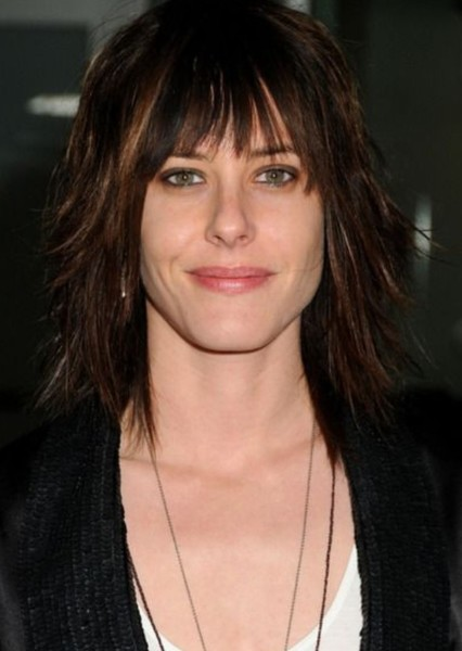 Katherine Moennig as Anne Lewis in Robocop (2024)