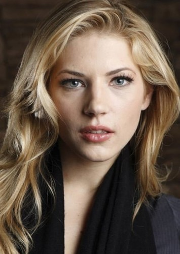 Katheryn Winnick as Black Canary in The Perfect Justice League Movie