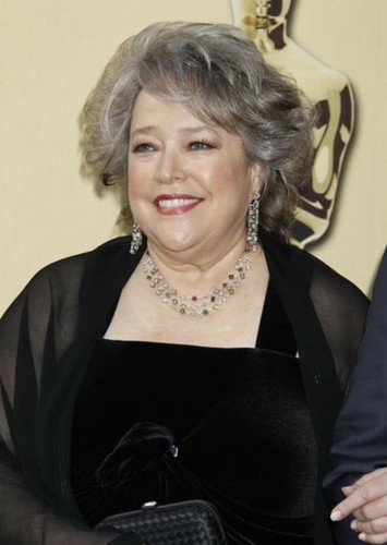 Kathy Bates as Martha Kent in Superman: Secret Origin