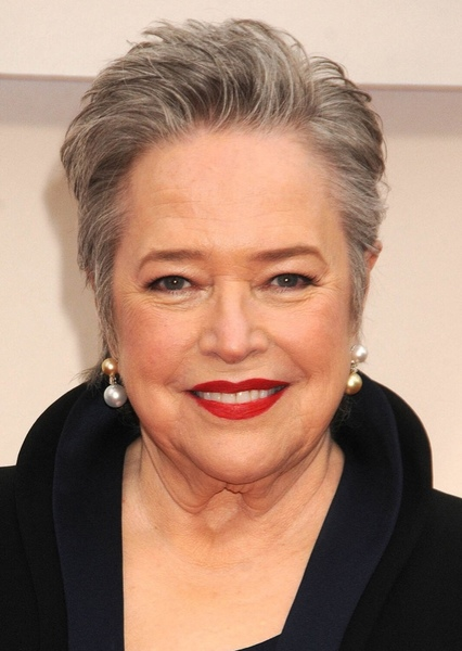 Kathy Bates as Grandmama in The Addams Family